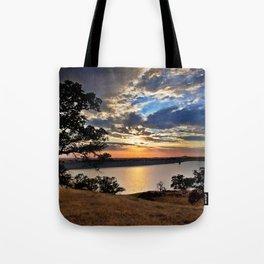 Hensley Lake Tote Bag