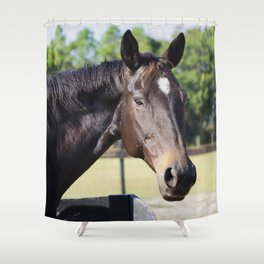 Lovely Sweet Elle Shower Curtain