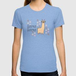 llama llama T-shirt