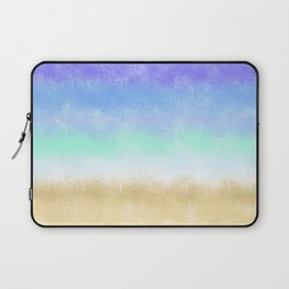 Colors of the Beach Laptop Sleeve