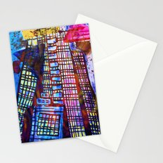 The Impossible Building  Stationery Cards