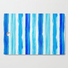 Laird Blue Stripes Cutting Board