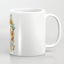 Skull & Fynbos Coffee Mug
