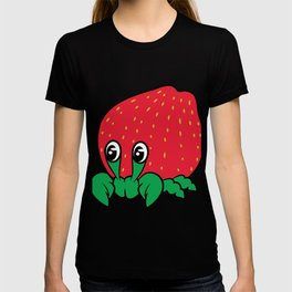 "Cute unique and luscious ""Strawberry Crab"" tee design. Perfect gift this holiday too for your family T-shirt"