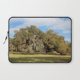 Southern Live Oaks Laptop Sleeve
