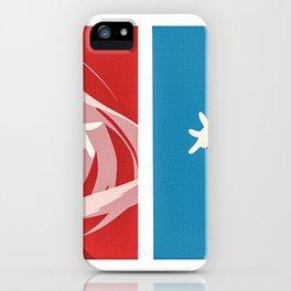 Hiro Zero Two Minimalist iPhone Case