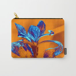 Glowing Iris... Carry-All Pouch