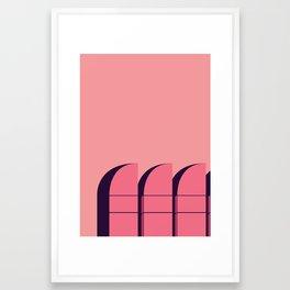 Bauhaus Archiv Framed Art Print