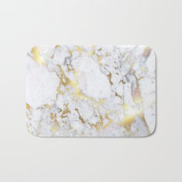 Original Gold Marble Bath Mat