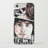 eternal sunshine of the spotless mind iPhone & iPod Cases featuring Eternal Sunshine of the Spotless Mind by Aaron Bir by Aaron Bir
