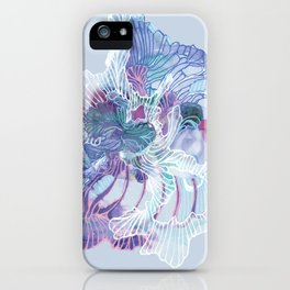 Alien Organism 25 iPhone Case