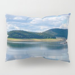 Lake view - Edersee, Hessen, Germany Pillow Sham