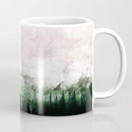 The Curtain Coffee Mug