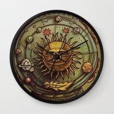 Cosmic Clock Wall Clock