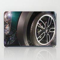 bmw iPad Cases featuring BMW Mini Paceman Wheel by Mauricio Santana