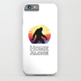 Home Alone in the Wild iPhone Case