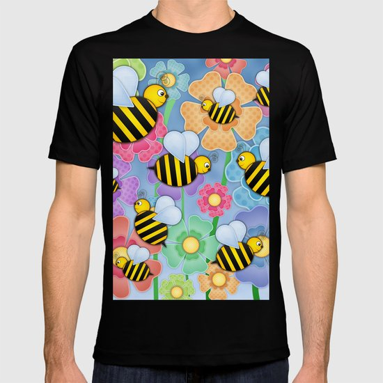 Busy Buzzers. T-shirt
