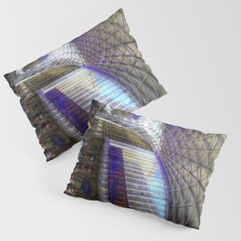 Kings Cross Station London Pillow Sham