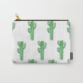 Saguaro Love II PATTERN Carry-All Pouch