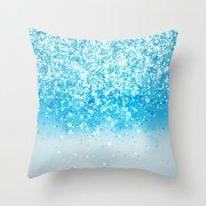 Glitteresques IV:XII Throw Pillow
