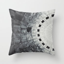 Rusting Dome Throw Pillow