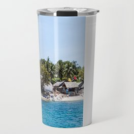 Chapel Reef at Apo Island Philippines Travel Mug