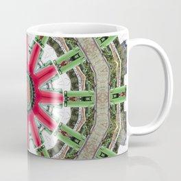 Tractor Wheel Coffee Mug
