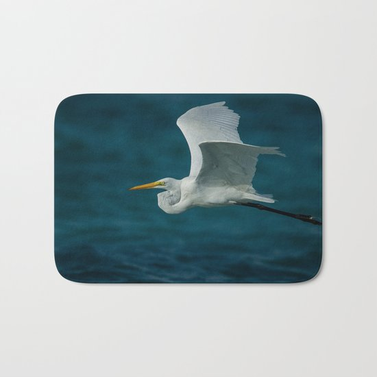 Bird sea Bath Mat