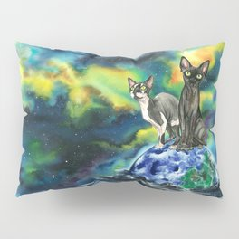 The arrival sphinx version Pillow Sham