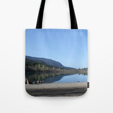 Rattle Snake Lake Tote Bag