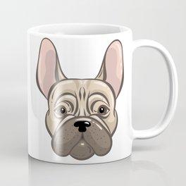 Cute Adorable French Bulldog Coffee Mug