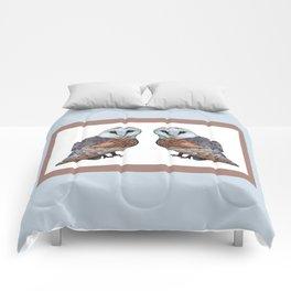 The Owl Collection - Barn Owl Comforters