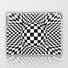abstract squared pattern Laptop & iPad Skin