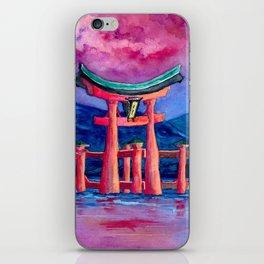 Tōri-iru iPhone Skin