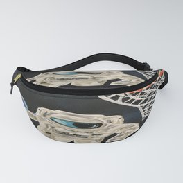 Space Games Fanny Pack