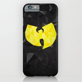 Wu-Tangle iPhone Case
