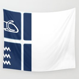 Only Connect Wall Tapestry