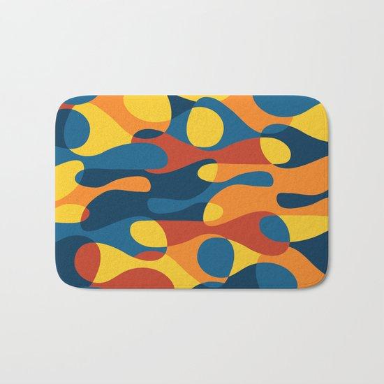 Abstract 4 Bath Mat