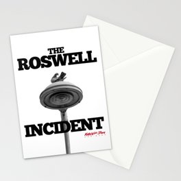 The Roswell Incident Stationery Cards