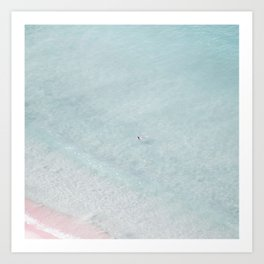 beach - summer of love IV Art Print