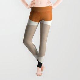 abstract minimal 63 Leggings