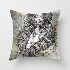 The Sweetest Pain You Ever Felt Throw Pillow