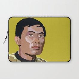 Hikaru Sulu Laptop Sleeve