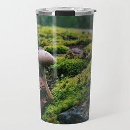 Mushroom Moss Travel Mug