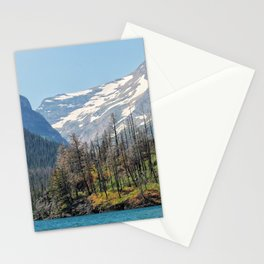Montana Mountains Stationery Cards
