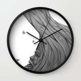 The Gods are always watching Wall Clock