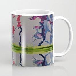 Winding Trees Coffee Mug