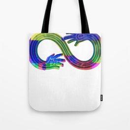 ∞Infinity∞ Tote Bag