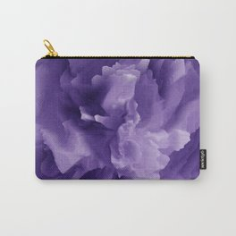 Violet clouds Carry-All Pouch