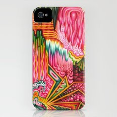 Sunk into a Candy Cave Slim Case iPhone (4, 4s)